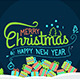 Funny Wishes - Merry Christmas and Happy New Year! - VideoHive Item for Sale