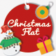 Christmas Flat - VideoHive Item for Sale