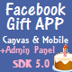 Facebook Gift App (with Admin Panel) - CodeCanyon Item for Sale