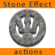 Stone Effect Photoshop Actions - GraphicRiver Item for Sale