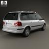 Volkswagen sharan (mk1) 2004 590 0002.  thumbnail