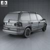 Volkswagen sharan (mk1) 2004 590 0004.  thumbnail