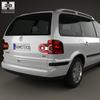 Volkswagen sharan (mk1) 2004 590 0007.  thumbnail