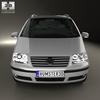 Volkswagen sharan (mk1) 2004 590 0010.  thumbnail