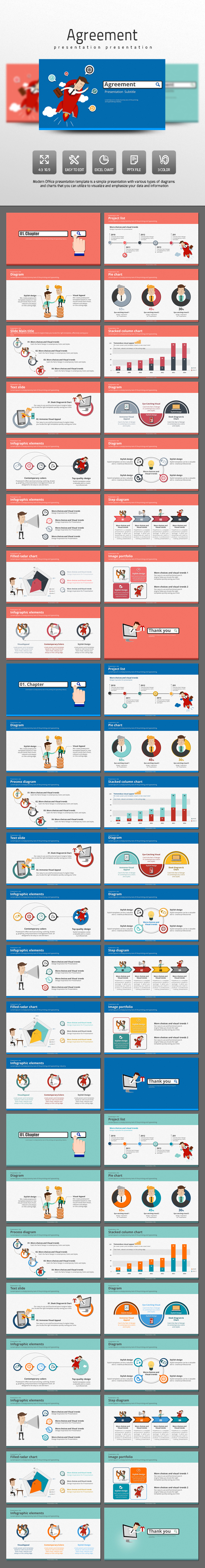 Agreement - PowerPoint Templates Presentation Templates