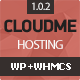 Cloudme Host - WordPress Hosting Theme + WHMCS Nulled