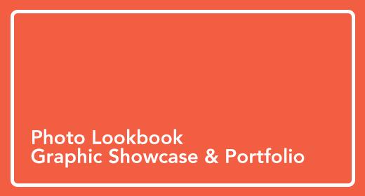 Photo Lookbook & Portfolio