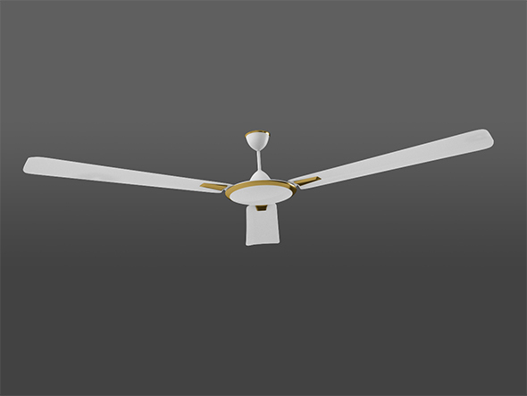 ceiling fan - 3DOcean Item for Sale