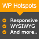 WP Hotspots - Responsive and WYSIWYG enabled
