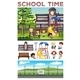 Children Doing Activities at School - GraphicRiver Item for Sale