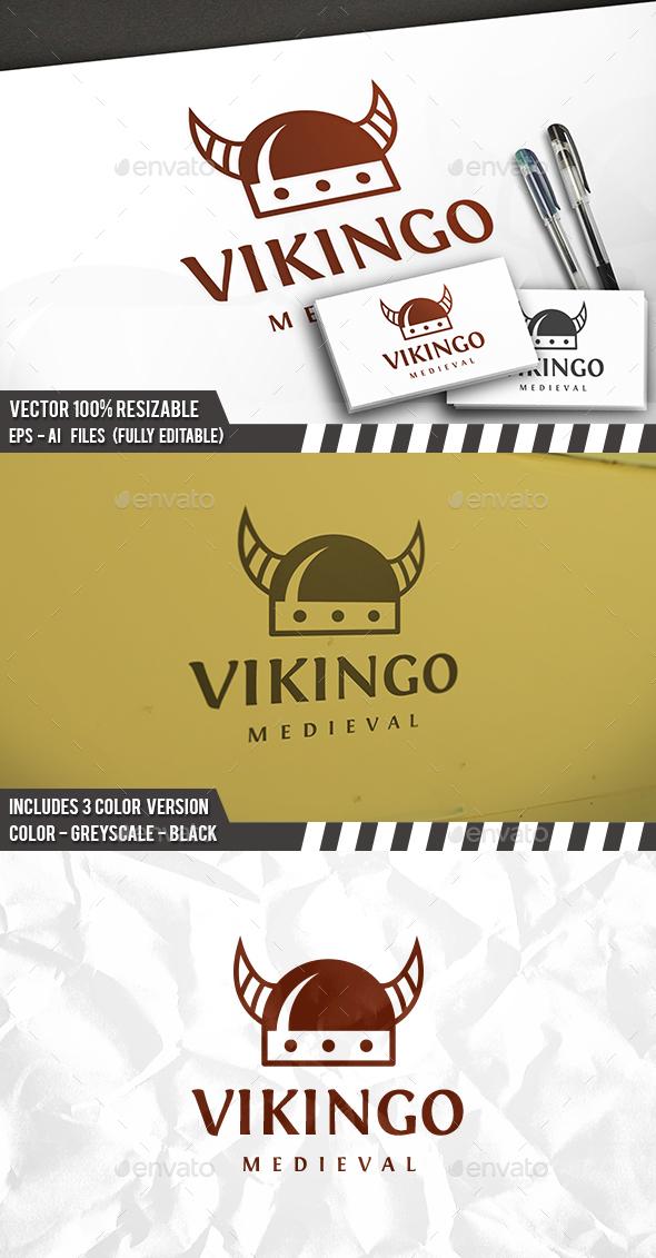 Viking Logo - Objects Logo Templates