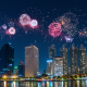 New Year City Firework - VideoHive Item for Sale
