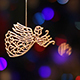 Angel Decoration Christmas Tree - VideoHive Item for Sale