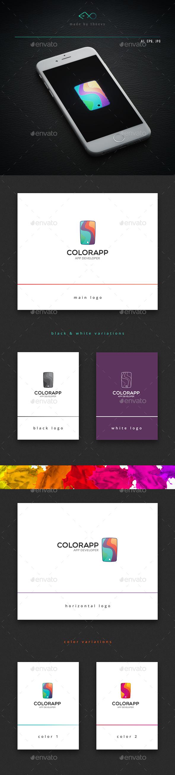 Colorapp - Vector Abstract