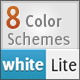 WhiteLite - ThemeForest Item for Sale