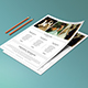 Photography Pricing Guide Marketing Flyer - GraphicRiver Item for Sale