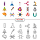 Vector Icon Science and Chemical - GraphicRiver Item for Sale