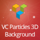 VC Particles 3D Background