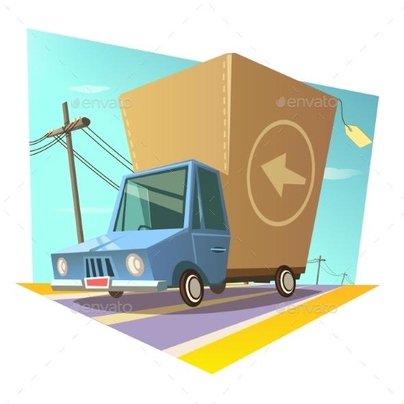 Warehouse Retro Concept - Concepts Business