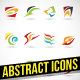 Abstract Icons - GraphicRiver Item for Sale
