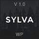 Sylva - Responsive Minimal Blog Theme