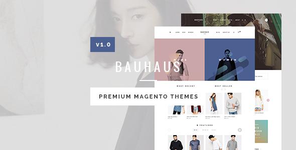 Bauhaus - Responsive Magento Theme - Fashion Magento