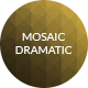 Mosaic Blured Background | Volume Dramatic - GraphicRiver Item for Sale