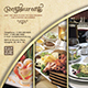 Restaurant Flyer Template - GraphicRiver Item for Sale