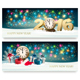 Happy New Year Banners with 2016 - GraphicRiver Item for Sale