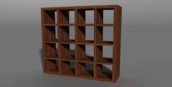 Mueble salon  - 3DOcean Item for Sale