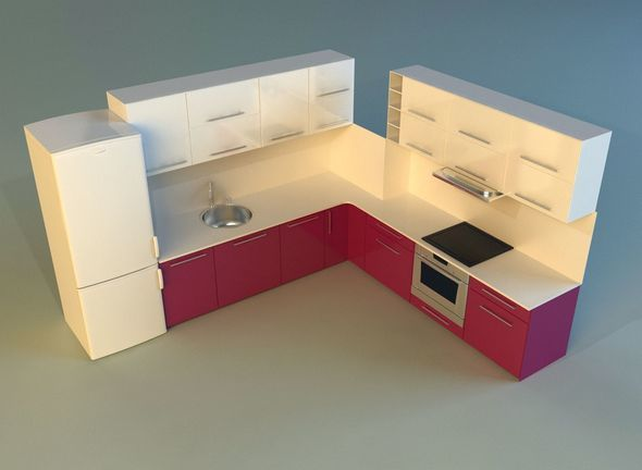 Kitchen 6 - 3DOcean Item for Sale