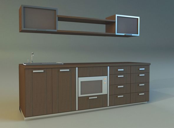 Kitchen 12 - 3DOcean Item for Sale
