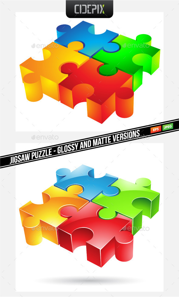 3D Jigsaw Puzzle - Concepts Business