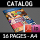 Supermarket Products Catalog Brochure Template - GraphicRiver Item for Sale