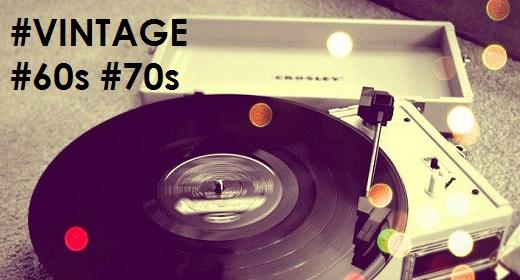 #Vintage #60s #70s #Rock #Pop