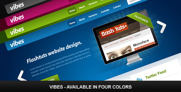 Free Download Vibes - The Portfolio Template Nulled Latest Version