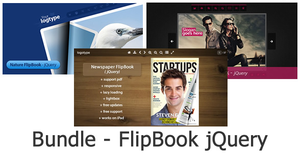 Bundle - FlipBook jQuery - CodeCanyon Item for Sale