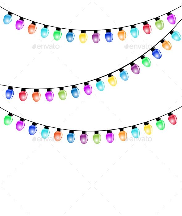 Light Bulbs - Seasons/Holidays Conceptual