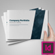 Company Portfolio Brochure Indd 2016  - GraphicRiver Item for Sale