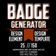 Badge Generator
