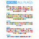All World Flags - GraphicRiver Item for Sale