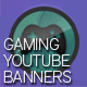 Gaming Youtube Banners - GraphicRiver Item for Sale