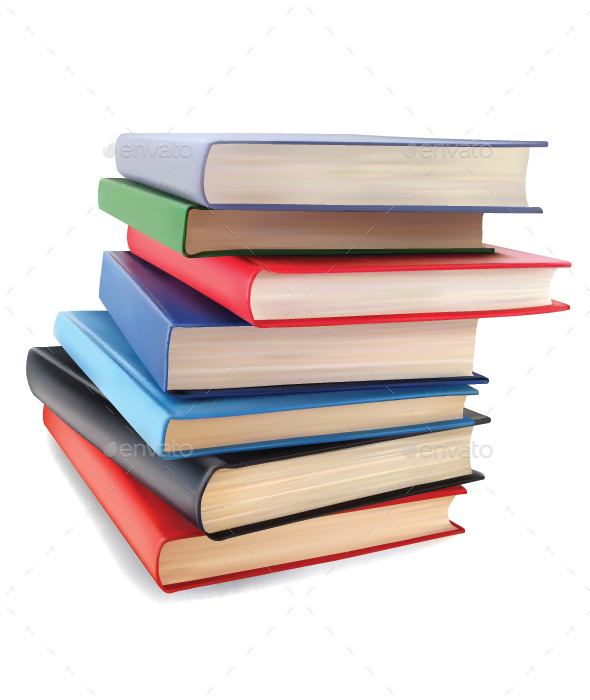Stack of Books - Concepts Business