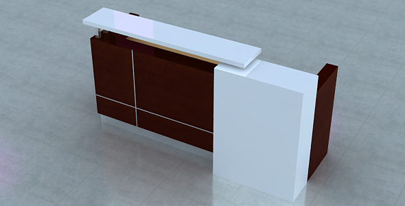 Front Desk - 3DOcean Item for Sale