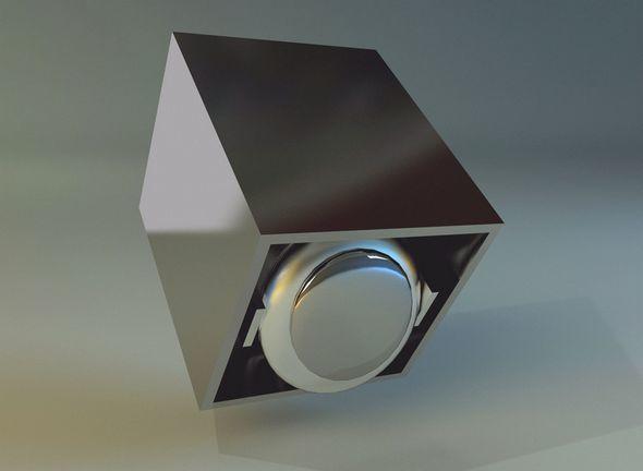 Lamp 08 - 3DOcean Item for Sale