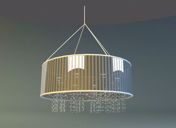 Lamp 18 - 3DOcean Item for Sale