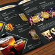 Restaurant Beerclub Menu Vol 21 - GraphicRiver Item for Sale