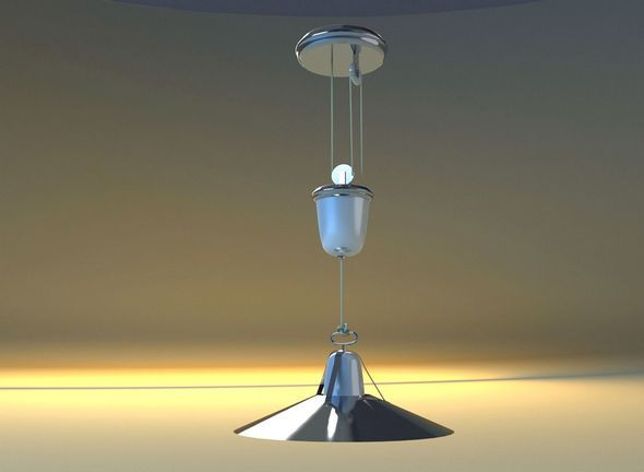 Lamp 29 - 3DOcean Item for Sale