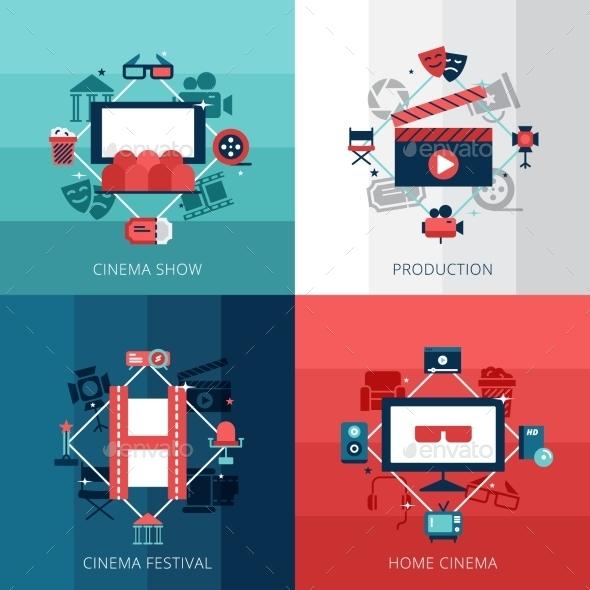 Cinema Design Concept - Media Technology