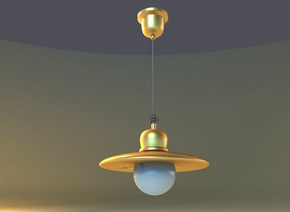 Lamp 33 - 3DOcean Item for Sale